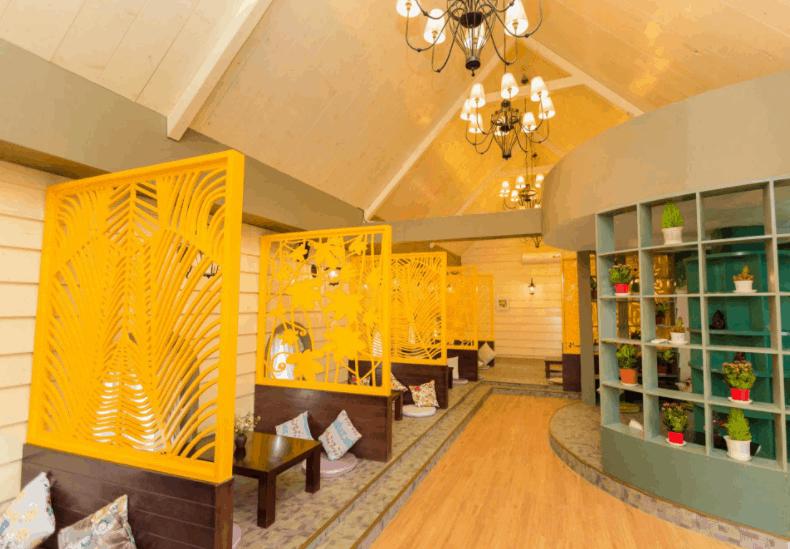 Lâu Đài Phố - Quán cafe đẹp ở Bình Dương