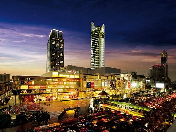Khu trung tâm Ratchadamri gần như là một mô hình thu nhỏ của chính Thái Lan vậy (Ảnh ST)