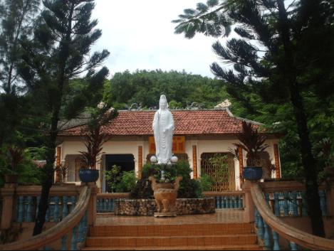 Khu du lịch tâm linh Hà Tiên