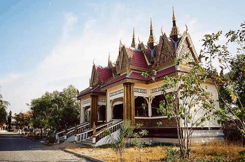 Ngôi chùa nổi tiếng ở Hà Tiên