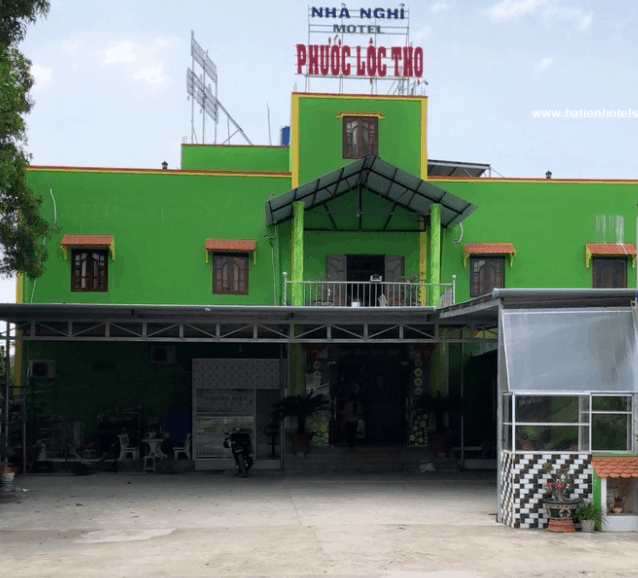 Nhà nghỉ Phước Lộc Thọ ở Hà Tiên