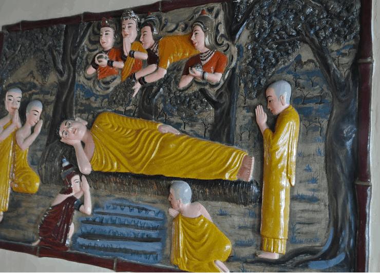 Điêu khắc trong chùa