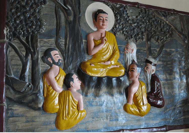 Chùa Phù DUng còn được gọi là chùa Phù Cừ