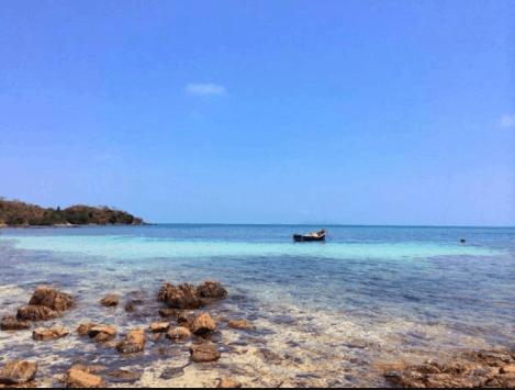 Vẻ đẹp đảo Hải Tặc