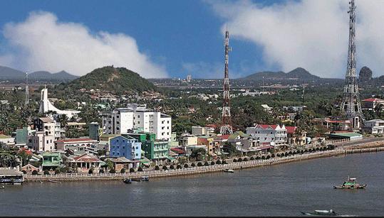 Du lịch Hà Tiên ngày càng hấp dẫn khách du lịch