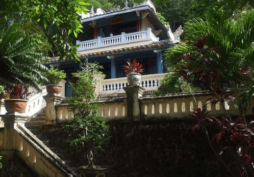 Chùa Phù Dung Hà Tiên