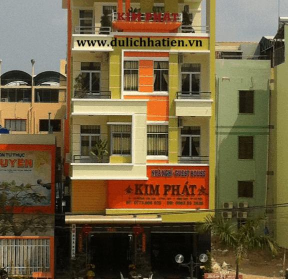 Nhà nghỉ Kim Phát Hà tiên