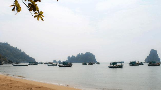 Vẻ đẹp Hà Tiên hấp dẫn khách du lịch