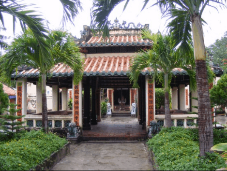 Đền thờ nhà họ Mạc