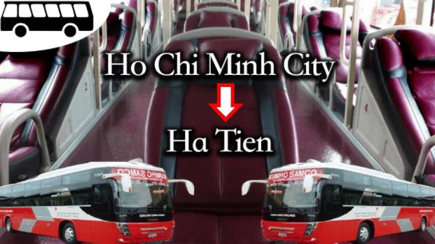 Xe giường nằm Hồ Chí Minh - Hà Tiên