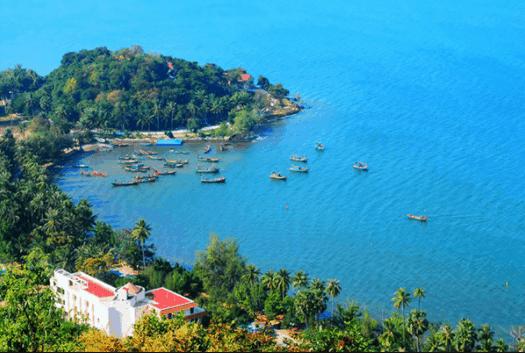 Du lịch Hà Tiên nhiều địa điểm nổi tiếng