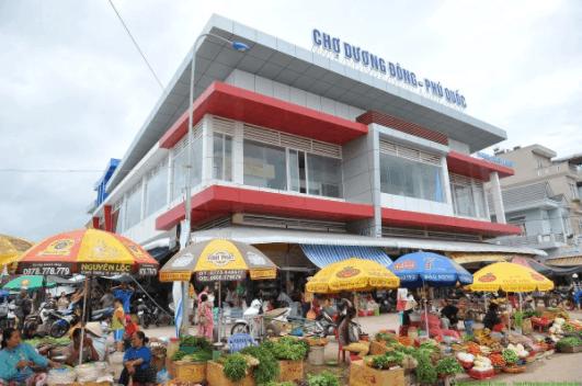 Chợ Dương Đông Phú Quốc, tỉnh Kiên Giang