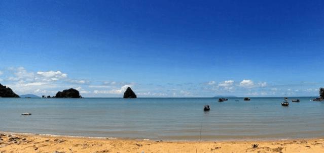 du lịch mũi Nai Hà Tiên