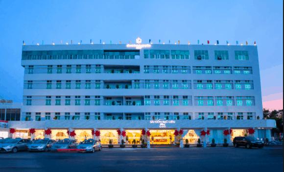Khách sạn ở Bạc Liêu