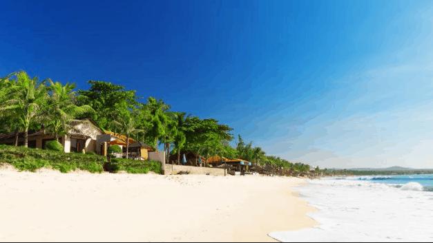 Phan Thiết nổi tiếng với những resort đẹp