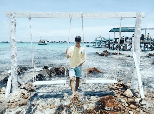 Giới trẻ thích đến du lịch đảo Nam Du