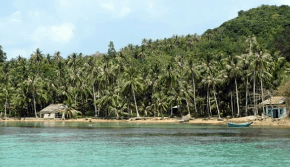 Nam Du Hon Dau - a little-known paradise