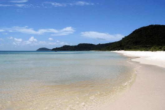 Bãi sao - bãi biển đẹp nhất Phú Quốc