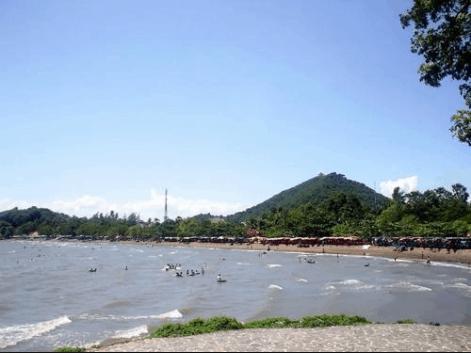 Vẻ đẹp biển mũi Nai Hà Tiên