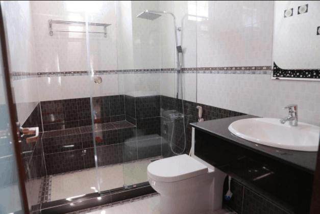 Thiết kế phòng tắm ở khách sạn