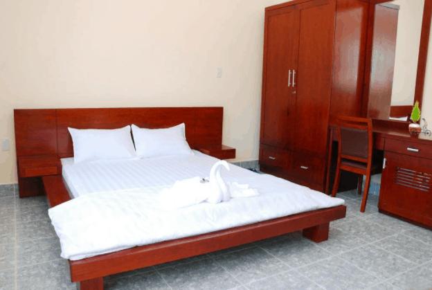 Phòng ngủ của khách sạn