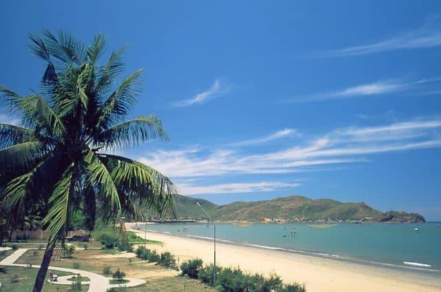 Bãi biển Quy Hòa (Ảnh ST)