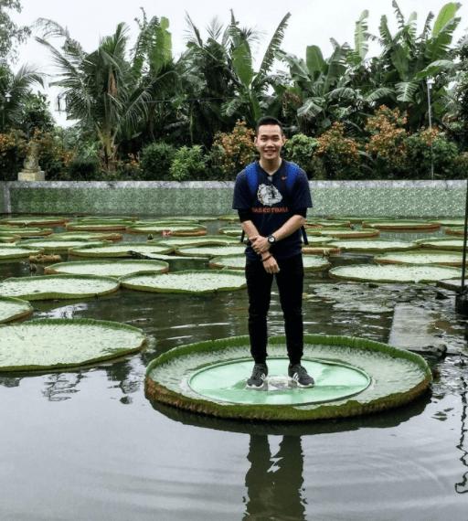 Check-in tại chùa Phước Khiển