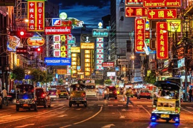 Là khu sinh sống tập trung người Hoa lớn nhất trên thế giới, được thành lập từ rất nhiều thế kỷ trước (Ảnh ST)