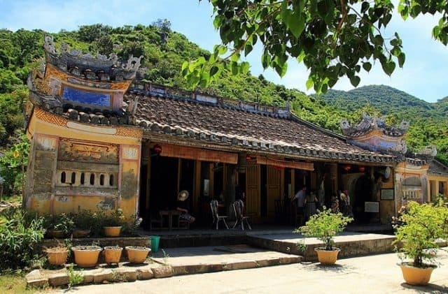 Nơi đây chính là một trong số ít địa danh của Đà Nẵng còn lưu trữ được nhiều nét văn hóa từ thời xưa để lại (Ảnh ST)