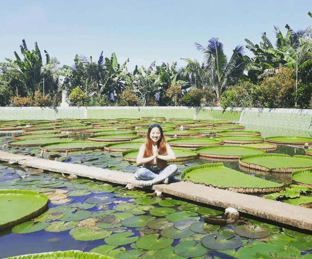Chụp ảnh tại chùa Phước Khiển