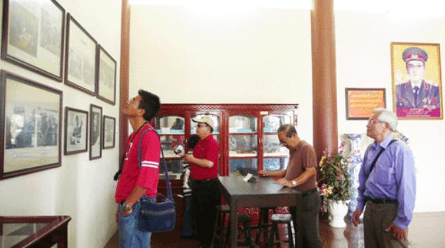 Đến Bến Tre tìm hiểu cuộc đời và sự nghiệp Nữ tướng Nguyễn Thị Định