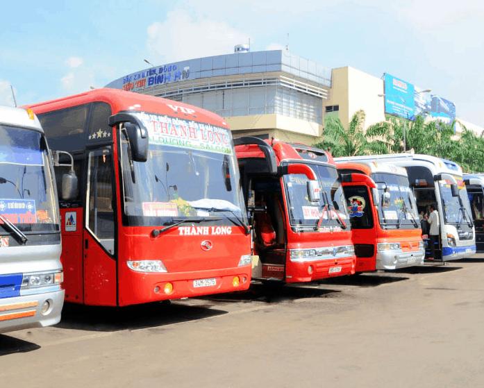 Đi du lịch Kiên Giang bằng xe khách