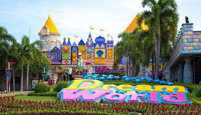 Công viên vui chơi lớn nhất ở Thái Lan (ẢNH ST)