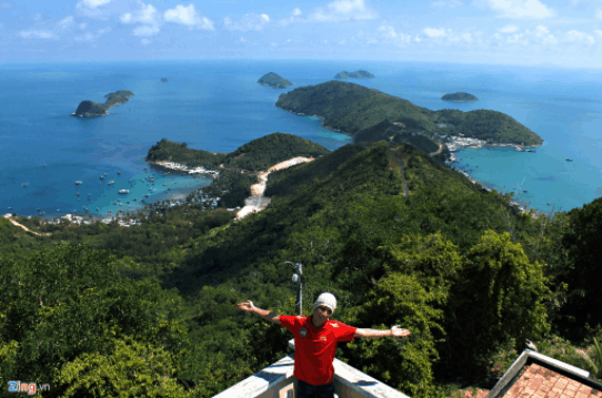 Du lịch đảo Nam Du - Phú Quốc
