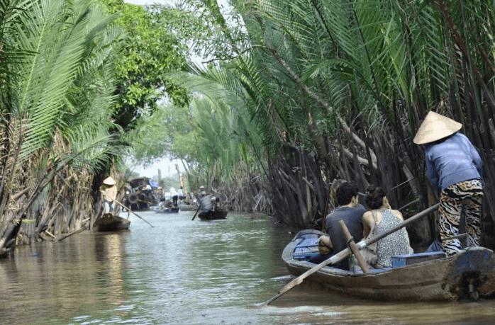 Du lịch sông nước miền Tây Nam Bộ