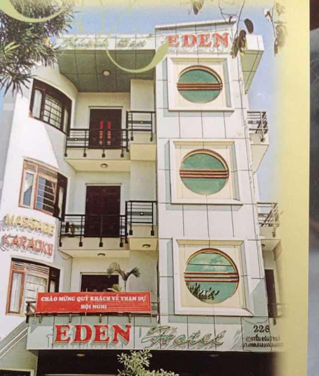 Khách sạn Eden Đắk Lắk (Ảnh ST)