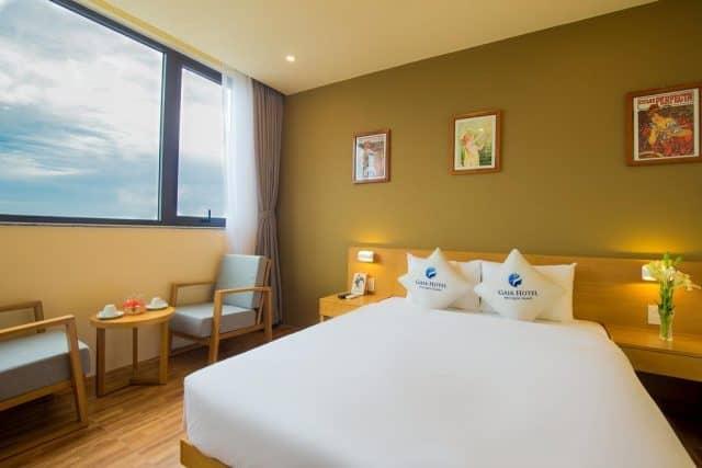 Thiết kế phòng ngủ của khách sạn (ảnh ST)