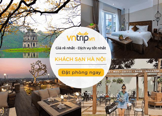 đặt phòng khách sạn Hà Nội trực tuyến
