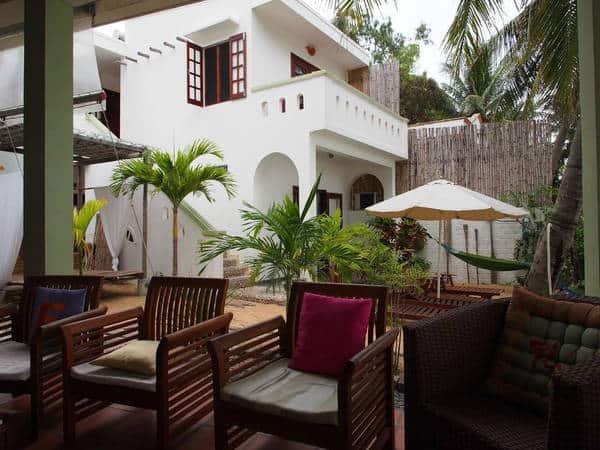 Haven Vietnam Homestay một ngơi nghỉ dưỡng không quá biệt lập và gần gũi với dân địa phương (Ảnh: sưu tầm)