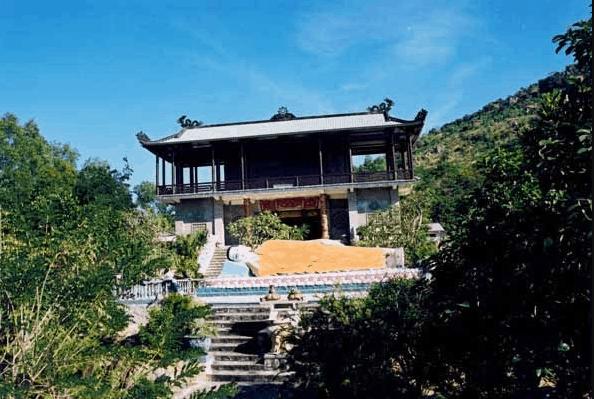 Hình ảnh chùa Thượng (Linh Sơn Bửu Thiền)