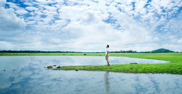 Hồ Ea Kao – một địa điểm du lịch Đăk Lăk bình dị (ẢNH ST)
