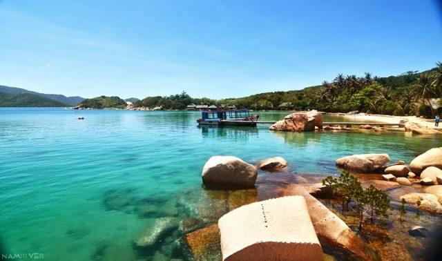Whale Island Resort (Ảnh ST)