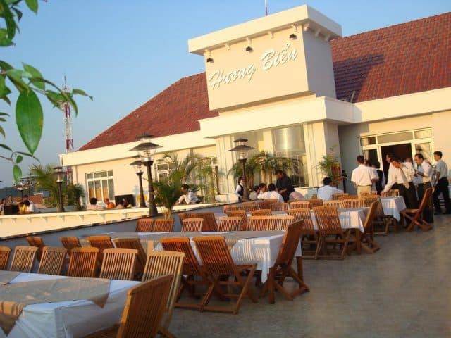 Nơi phục vụ bữa sáng cho du khách (ảnh ST)