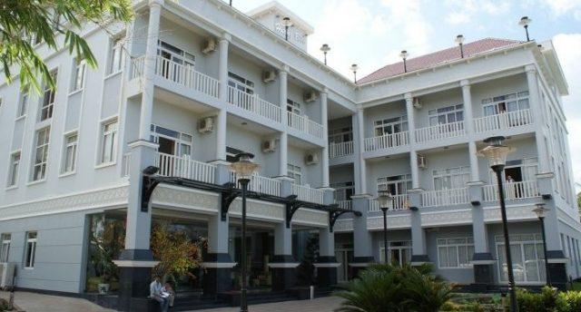 Bao quát khách sạn Hương Biển (ảnh ST)