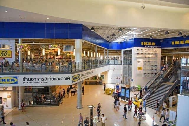 Ở đây nổi tiếng với thương hiệu IKEA siêu hấp dẫn (ẢNH ST)