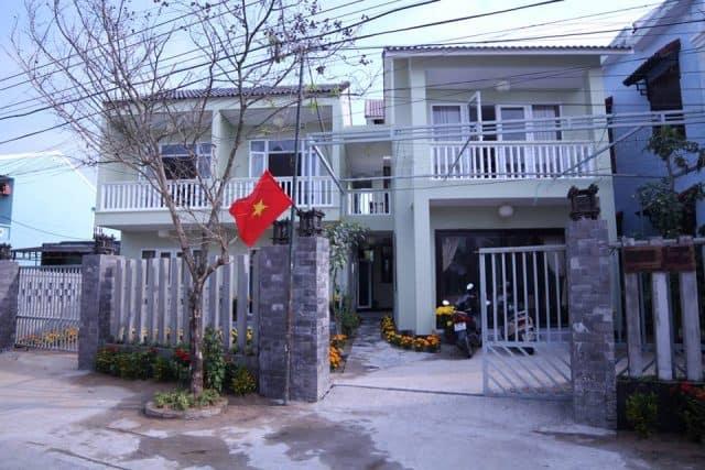 Là một trong những Villa Hội An giá rẻ, nằm ngay ở trung tâm thành phố Hội An (Ảnh ST)