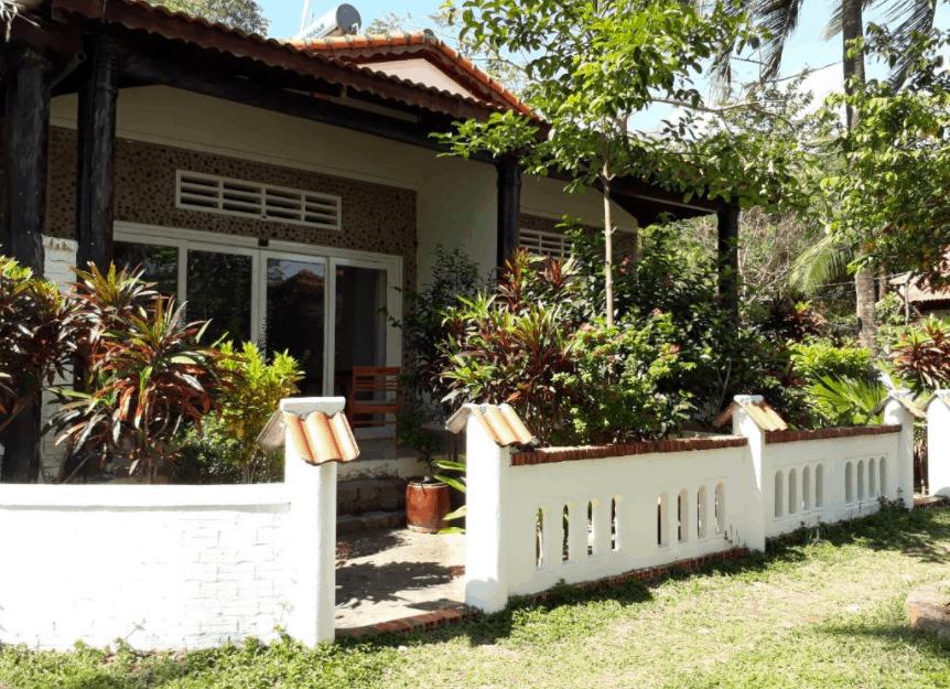 Hình ảnh khách sạn tại Bamboo Cottages