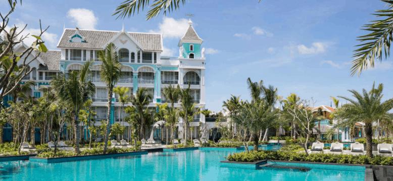 Khách sạn JW Marriott Phu Quoc Emerald Bay