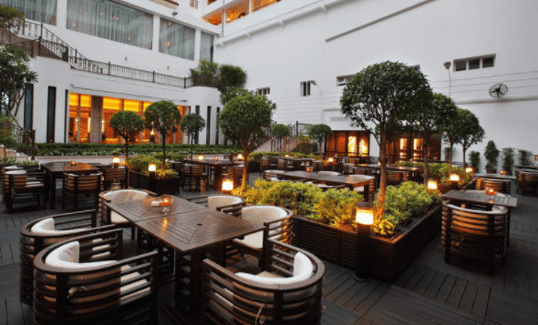 Khách sạn Rex Sai Gon