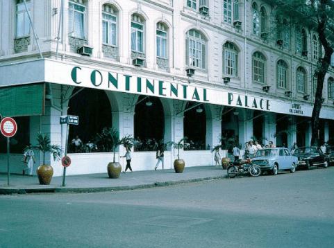 Khách sạn Continental năm 1967